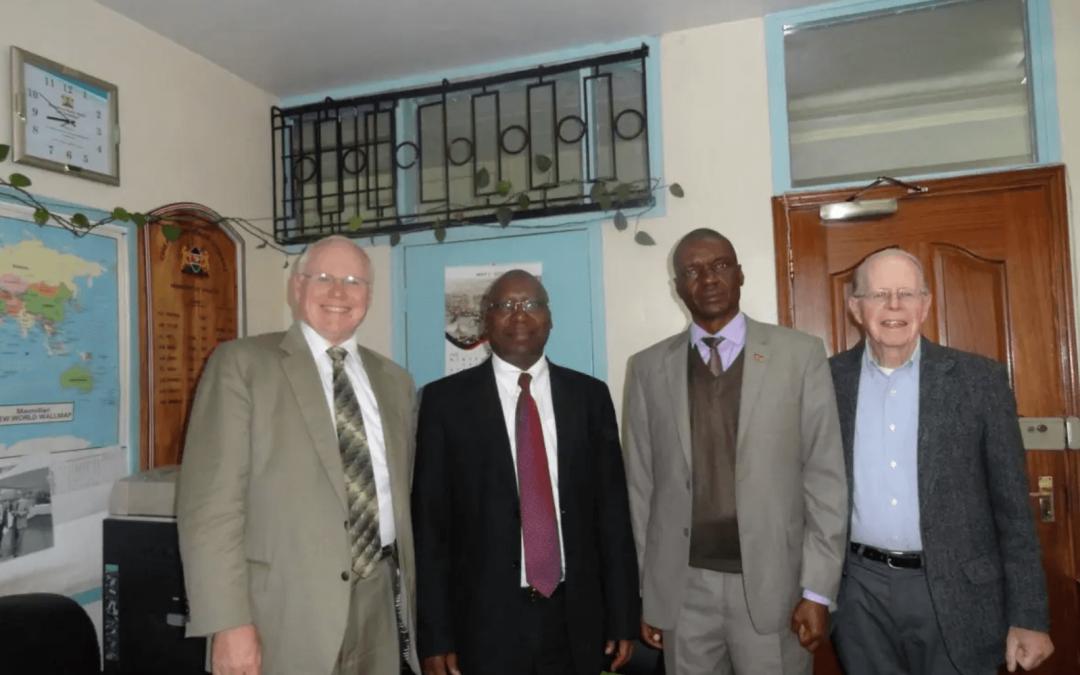 Kenya Proves Effectiveness of Bright Water's Education & Training Program