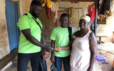Foundation Highlight: Benjamin Boadu